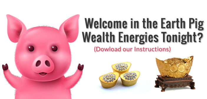 2019 Welcome in the Wealth Energies TONIGHT